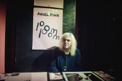 Ariel Pink live at locomotiv club 2015