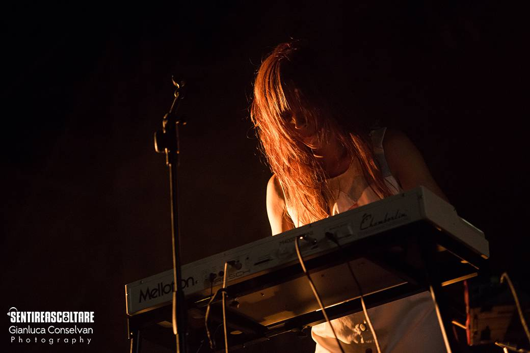 Blonde Redhead - Sherwood Festival 17