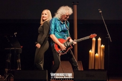 Brian may and Kerry Ellis @ Obihall, Firenze 24.02.2016