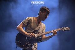 Bud Spencer Blues Explosion + Cyborg, Pistoia Blues 2015