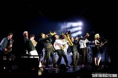 David Byrne & St Vincent - Auditorium Parco della Musica, Roma 2013