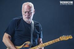 David Gilmour @ Ippodromo del Visarno, Firenze 2015