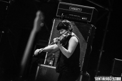 Godspeed You! Black Emperor @ Atlantico Live, Roma 2015