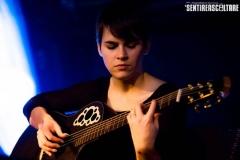 Kaki King - Blackout Rock Club, Roma 2013