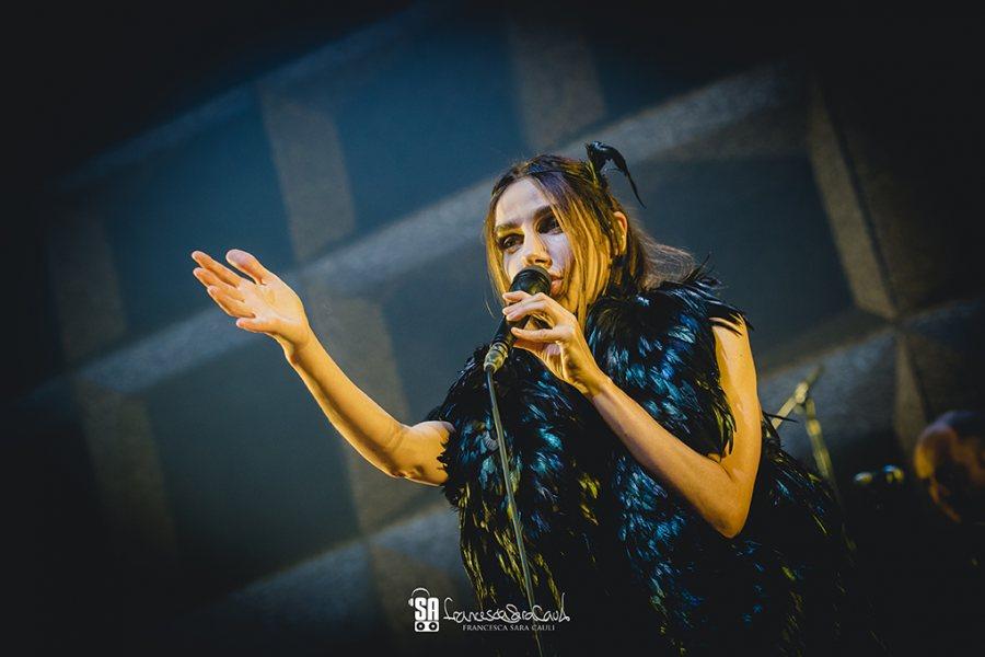 PJ Harvey Milano - francesca sara cauli 2016_17