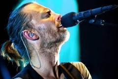Radiohead - Arena Parco Nord, Bologna 2012