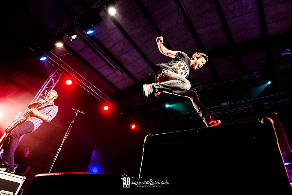 Simple Plan - Ghost Town Bologna - francesca sara cauli 2016_12
