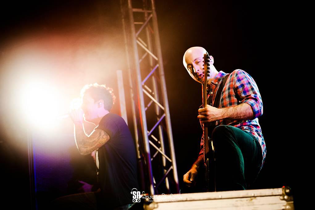 Simple Plan - Ghost Town Bologna - francesca sara cauli 2016_26