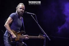 Sting, Pistoia Blues 2015