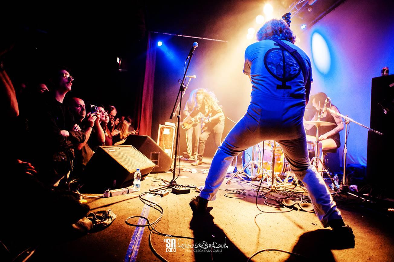 Ty Segall + JC Satan - Locomotiv Club - francesca sara cauli 2014_002