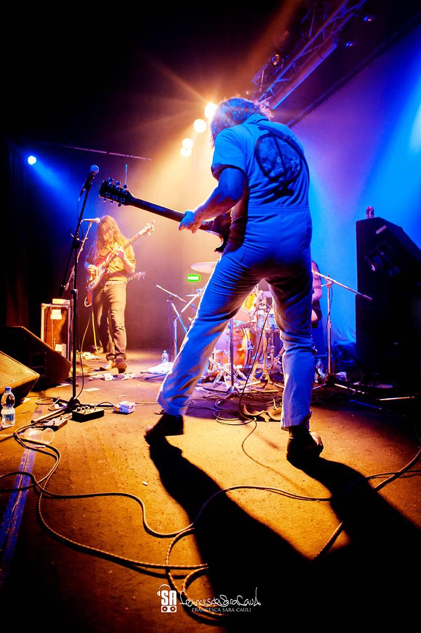 Ty Segall + JC Satan - Locomotiv Club - francesca sara cauli 2014_004
