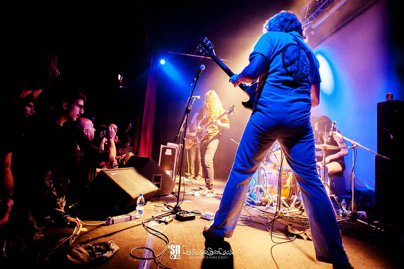 Ty Segall + JC Satan - Locomotiv Club - francesca sara cauli 2014_013