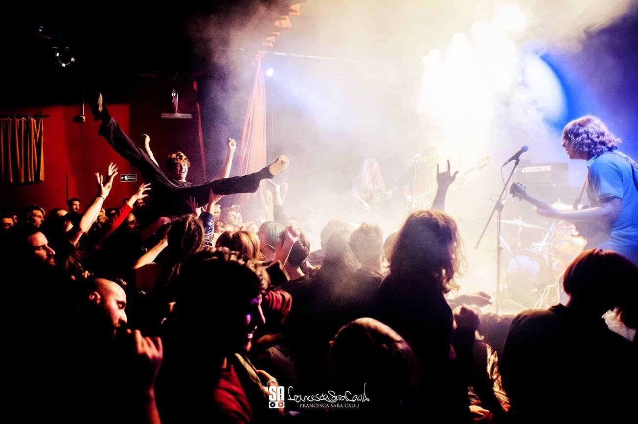 Ty Segall + JC Satan - Locomotiv Club - francesca sara cauli 2014_017