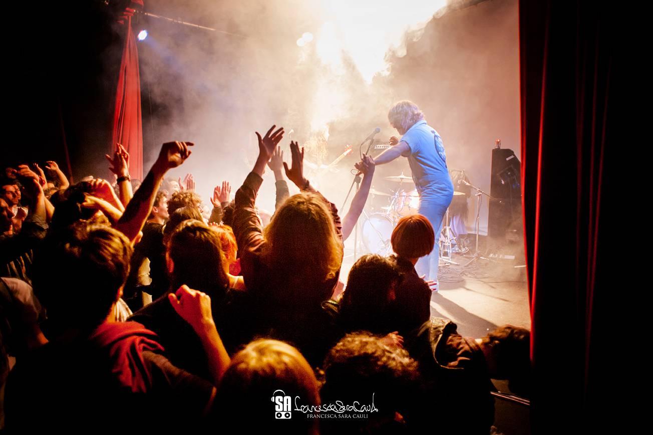 Ty Segall + JC Satan - Locomotiv Club - francesca sara cauli 2014_020