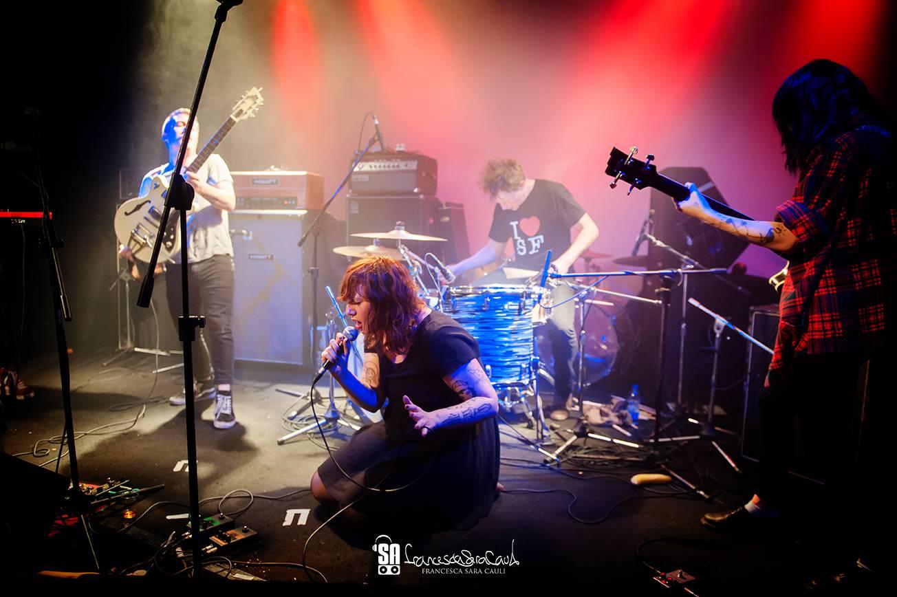 Ty Segall + JC Satan - Locomotiv Club - francesca sara cauli 2014_024