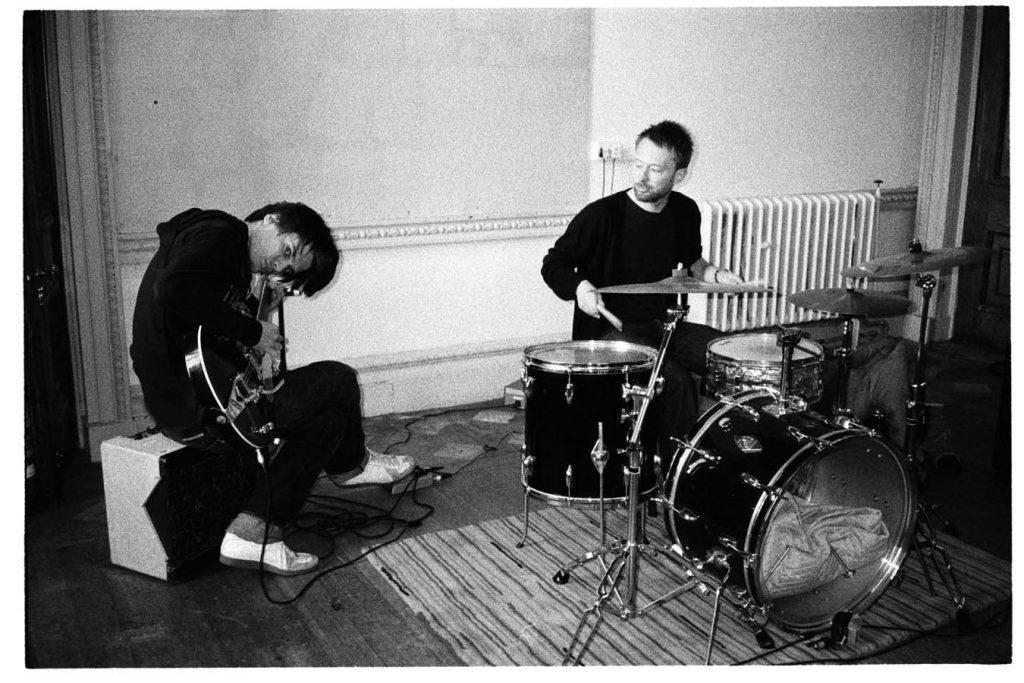 Radiohead (mono 8) Yorke/Greenwood