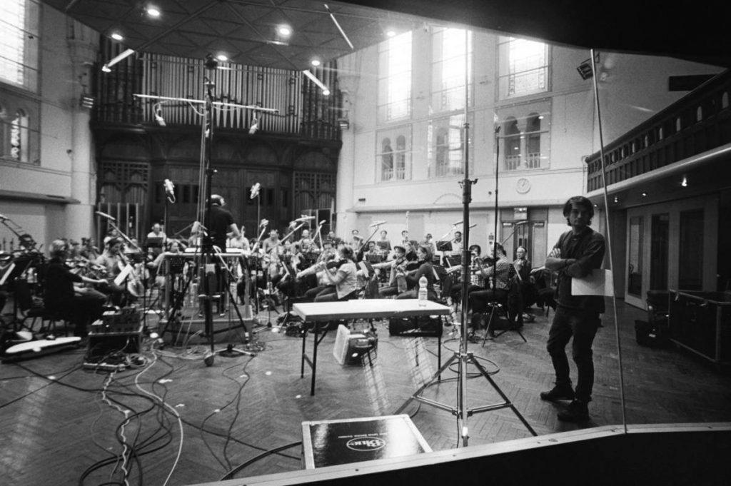 Radiohead (mono 8) Greenwood LSO