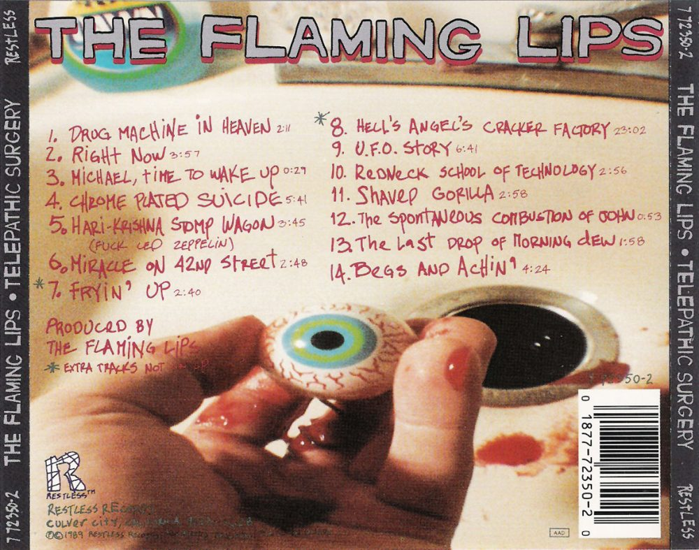 The_Flaming_Lips-Telepathic_Surgery-Trasera