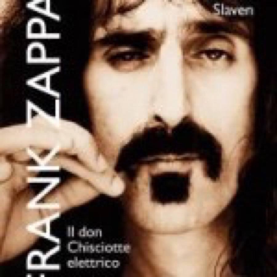 Neil Slaven Frank Zappa – Il Don Chisciotte elettrico