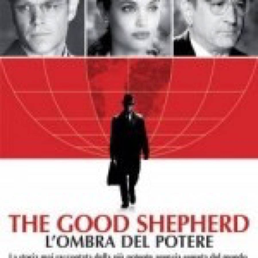 Robert De Niro – L'ombra del potere – The Good Shepherd