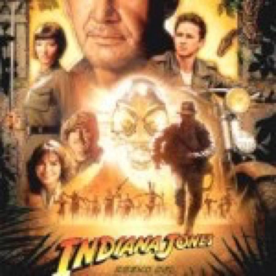 Steven Spielberg – Indiana Jones e il Regno del Teschio di Cristallo