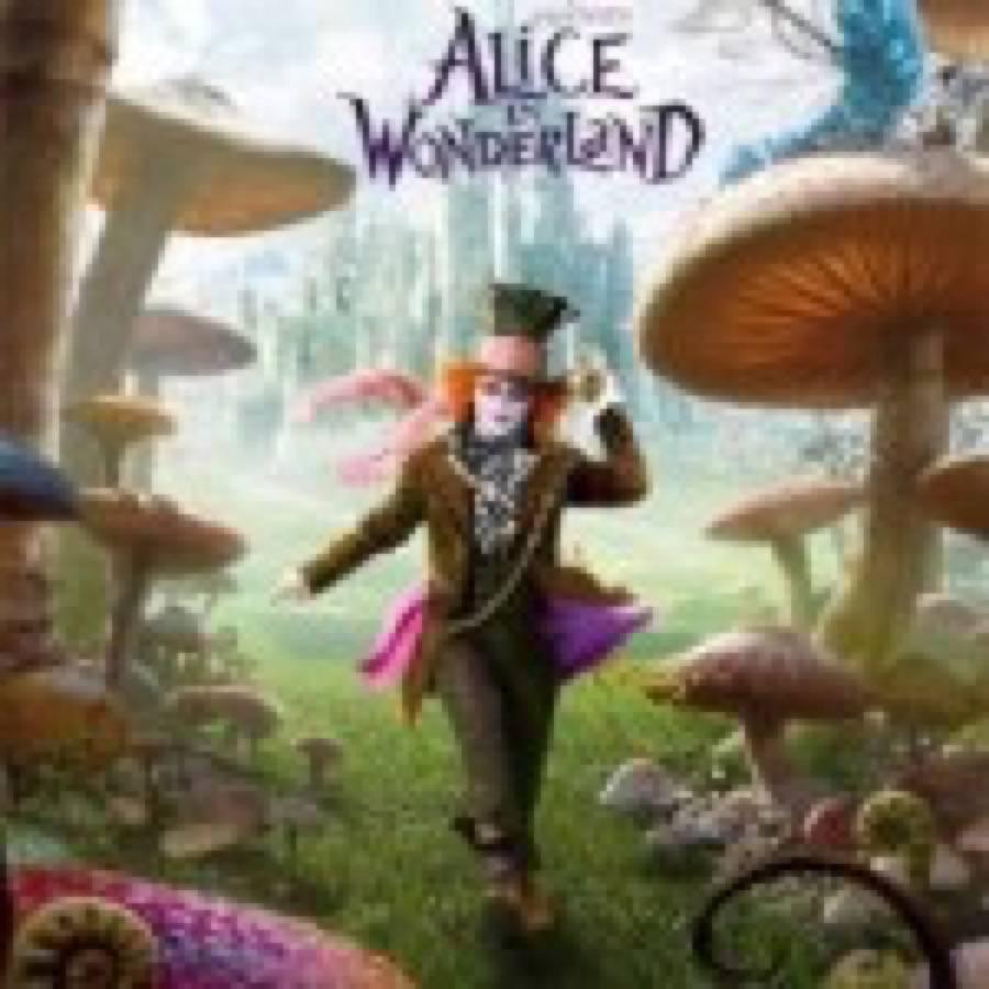 Tim Burton – Alice In Wonderland