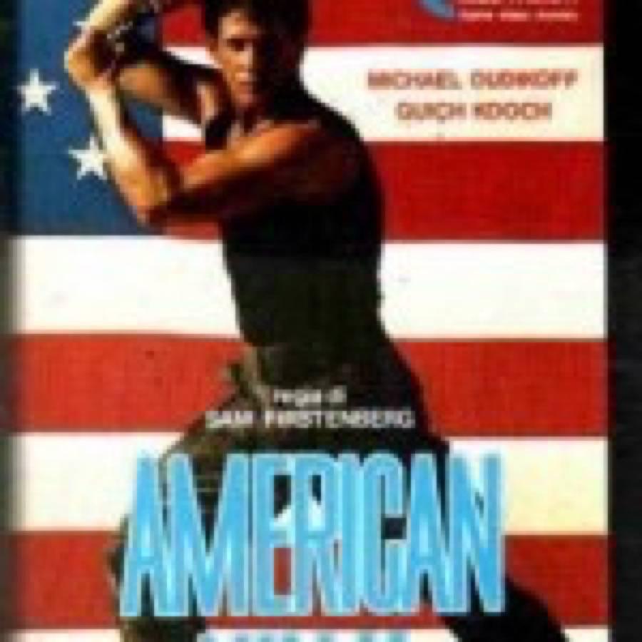 Sam Firstenberg – Guerriero Americano
