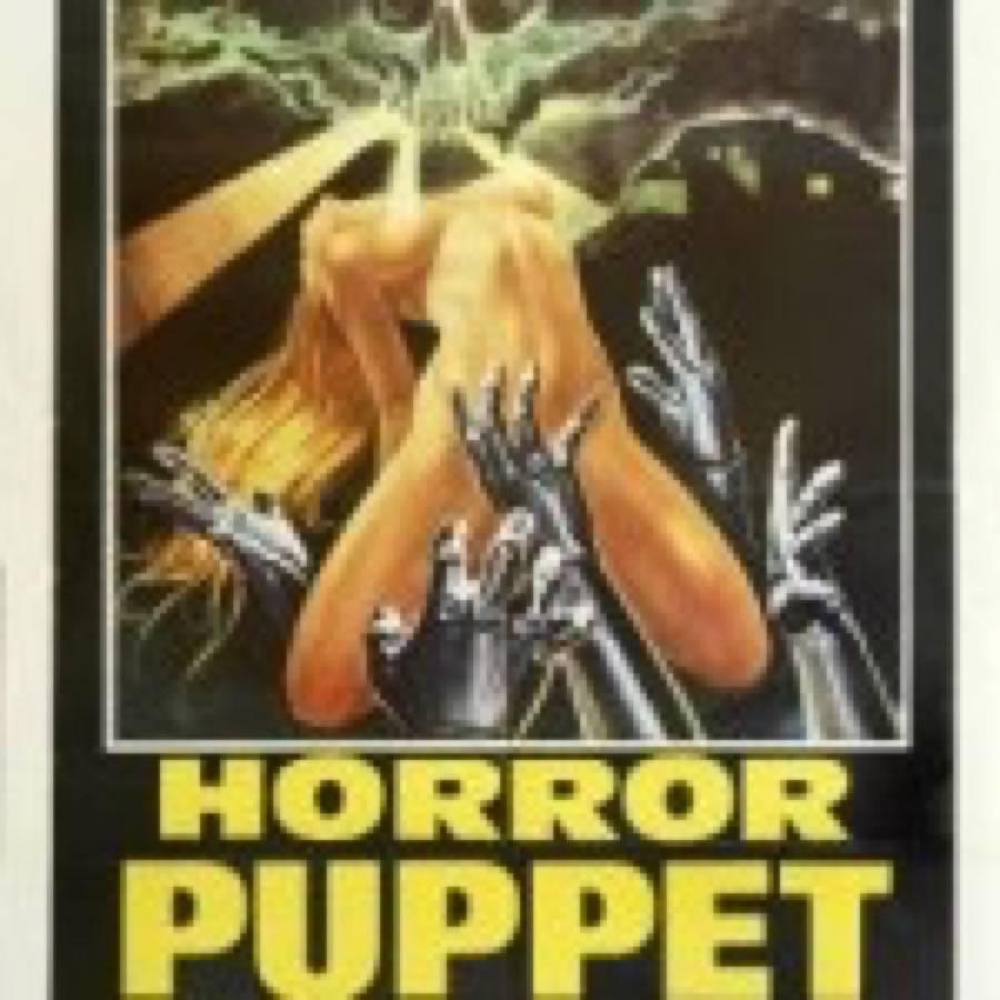 David Schmoeller – Horror Puppet