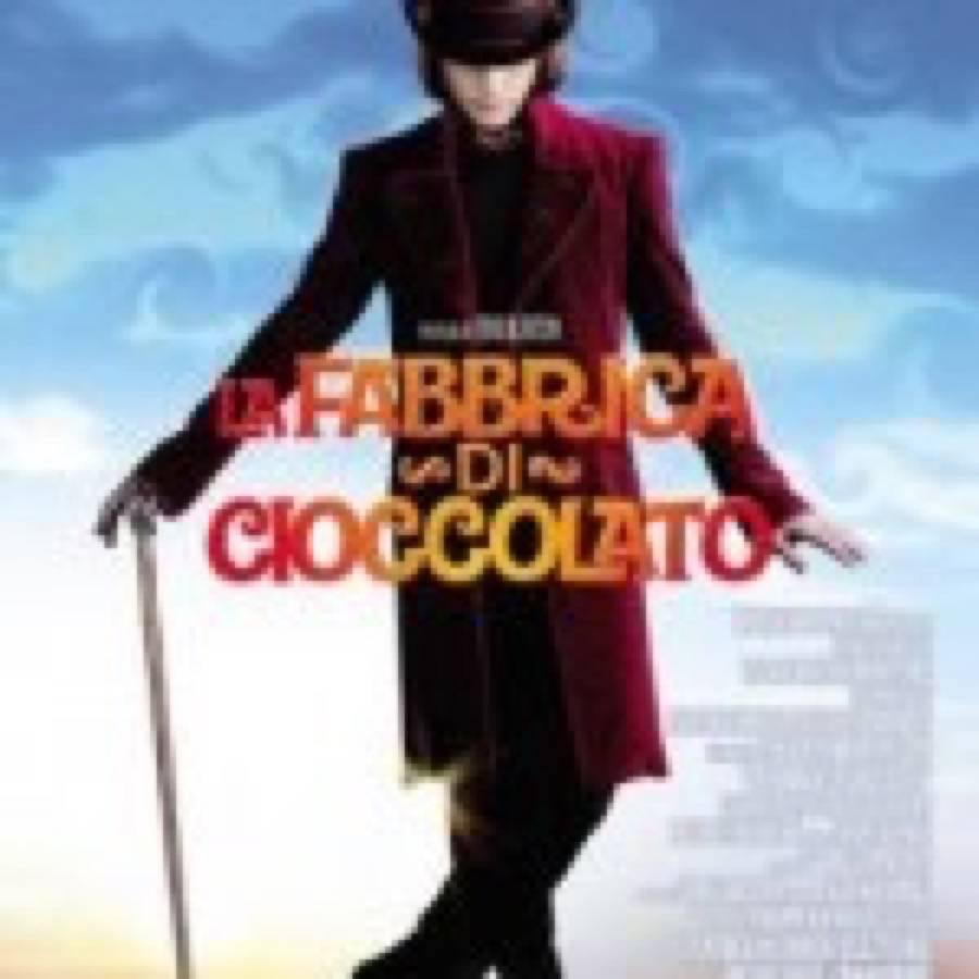 Tim Burton – La fabbrica di cioccolato