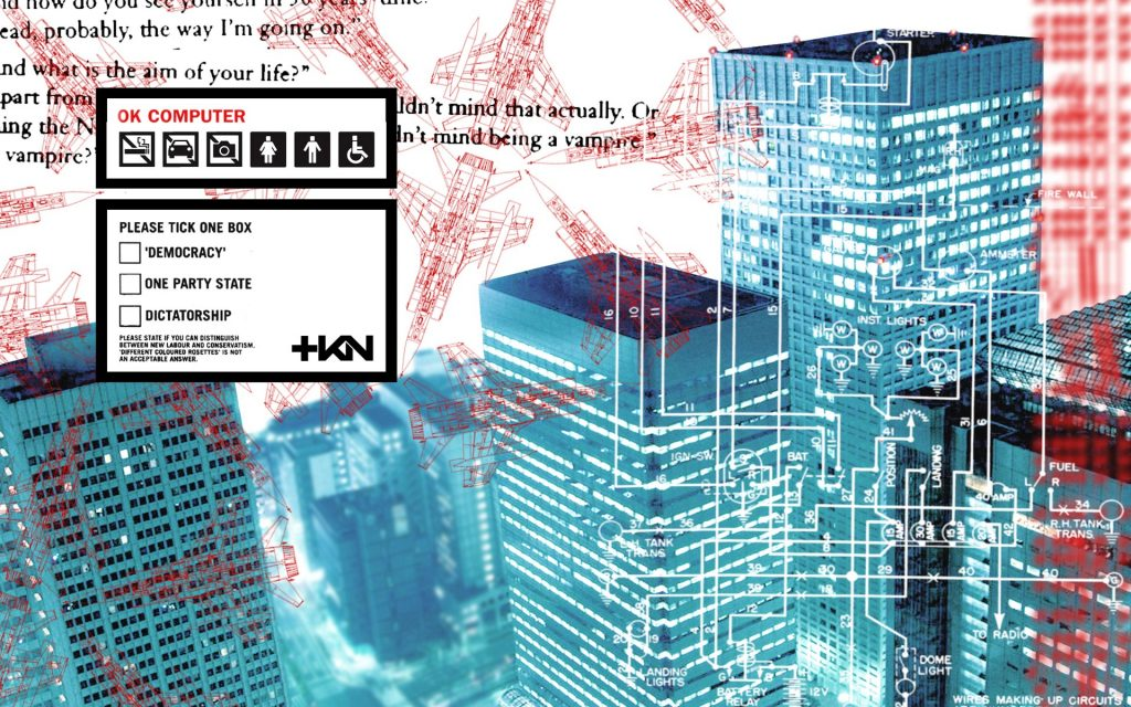 Radiohead (mono 4) Ok Computer
