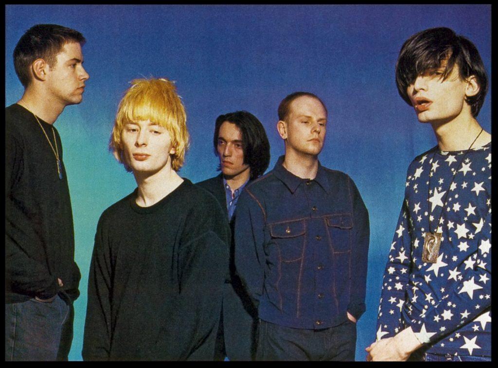 Radiohead (mono 2) Esordi