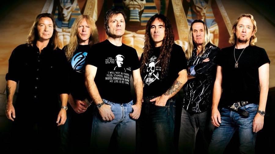 Iron Maiden, Bologna Sonic Park, 2020