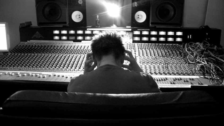 Radiohead (mono 5) Yorke Solo