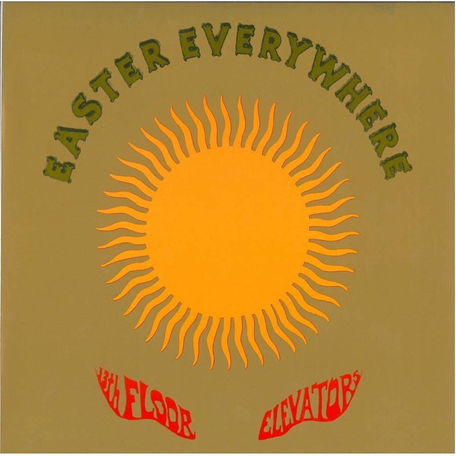 13th floor elevators easter everywhere album acquista for 13th floor elevators electric jug