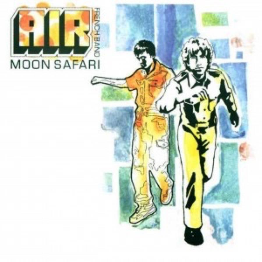 Moon Safari – 10th Anniversary Deluxe Edition