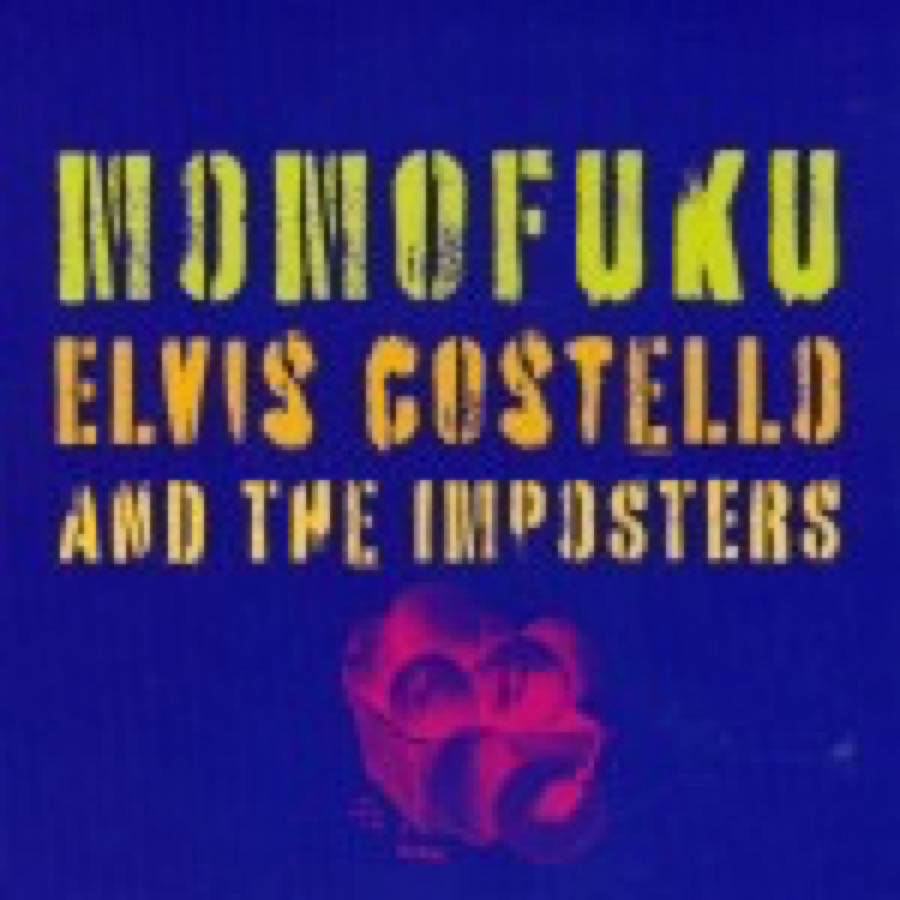 Elvis Costello – Elvis Costello & The Imposters – Momofuku (CD)