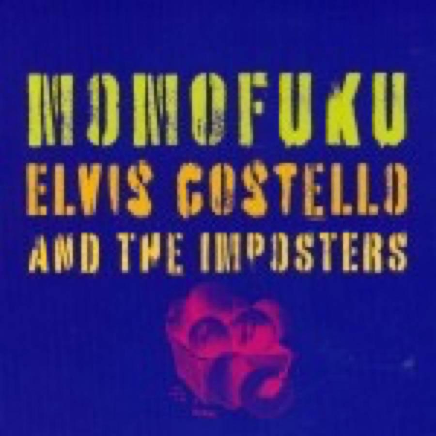 Elvis Costello – Elvis Costello & The Imposters – Momofuku (CD)