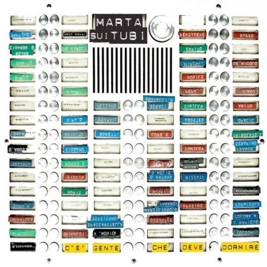 Marta Sui Tubi C 232 Gente Che Deve Dormire Album