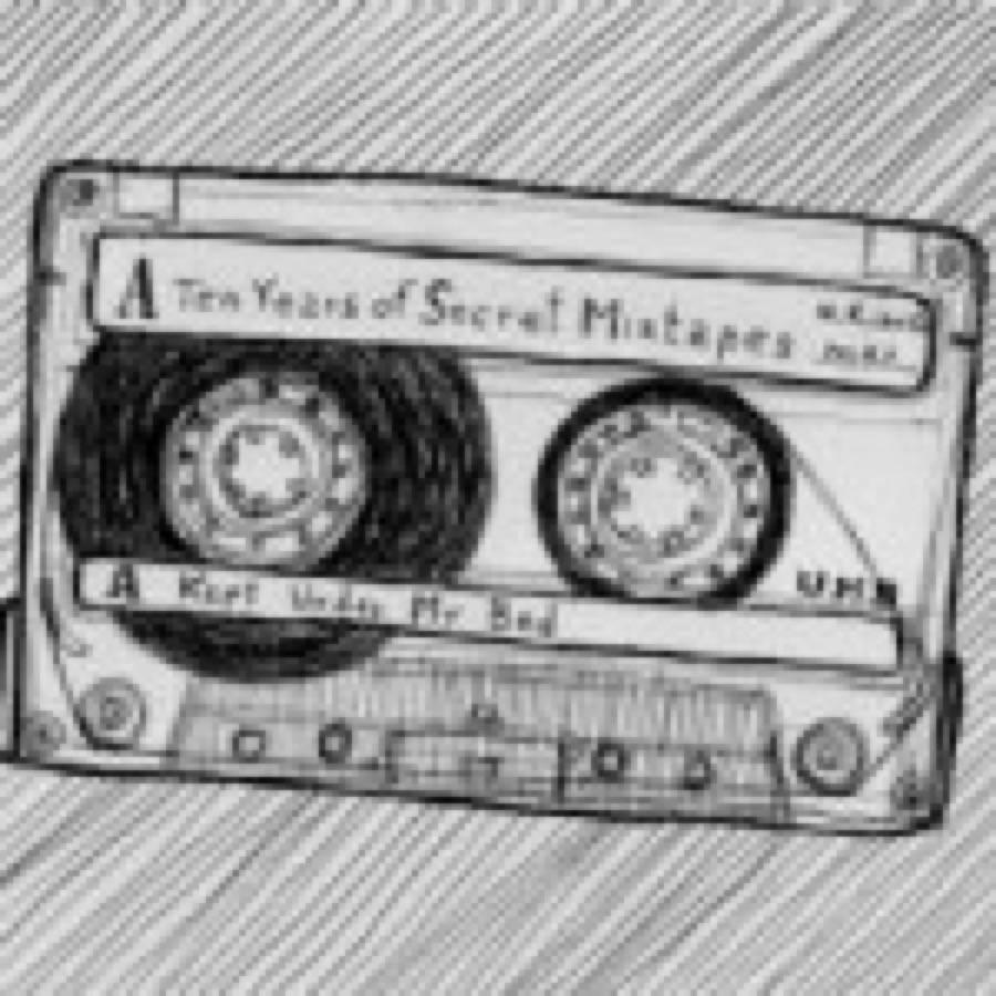 Andrea Rottin – Ten Years Of Secret Mixtapes