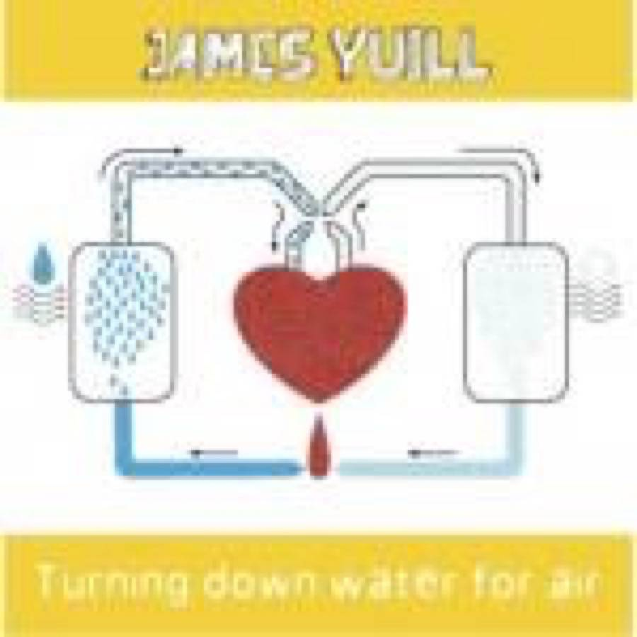 James Yuill – Turning Down Water For Air