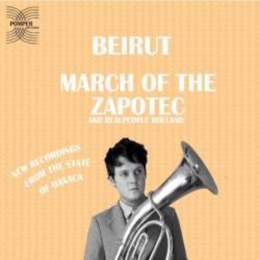 March of the Zapotec & Realpeople – Holland
