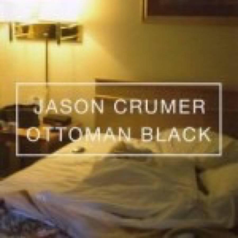Jason Crumer – Ottoman Black