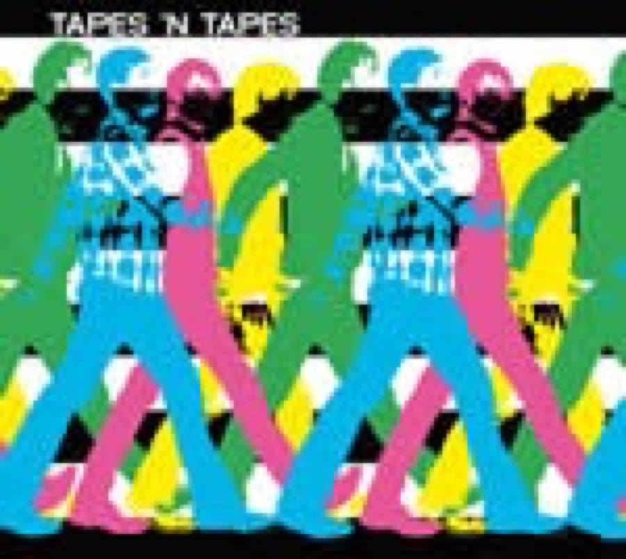 Tapes N Tapes – Walk It Off