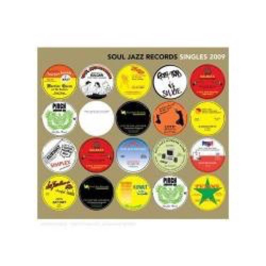Soul Jazz Singles 2008-2009