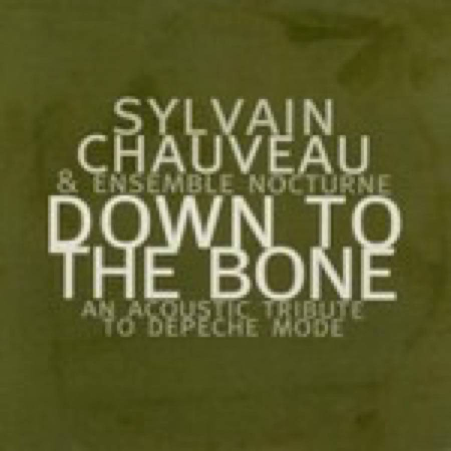 Sylvain Chaveau – Down To The Bone: An Acoustic Tribute To Depeche Mode