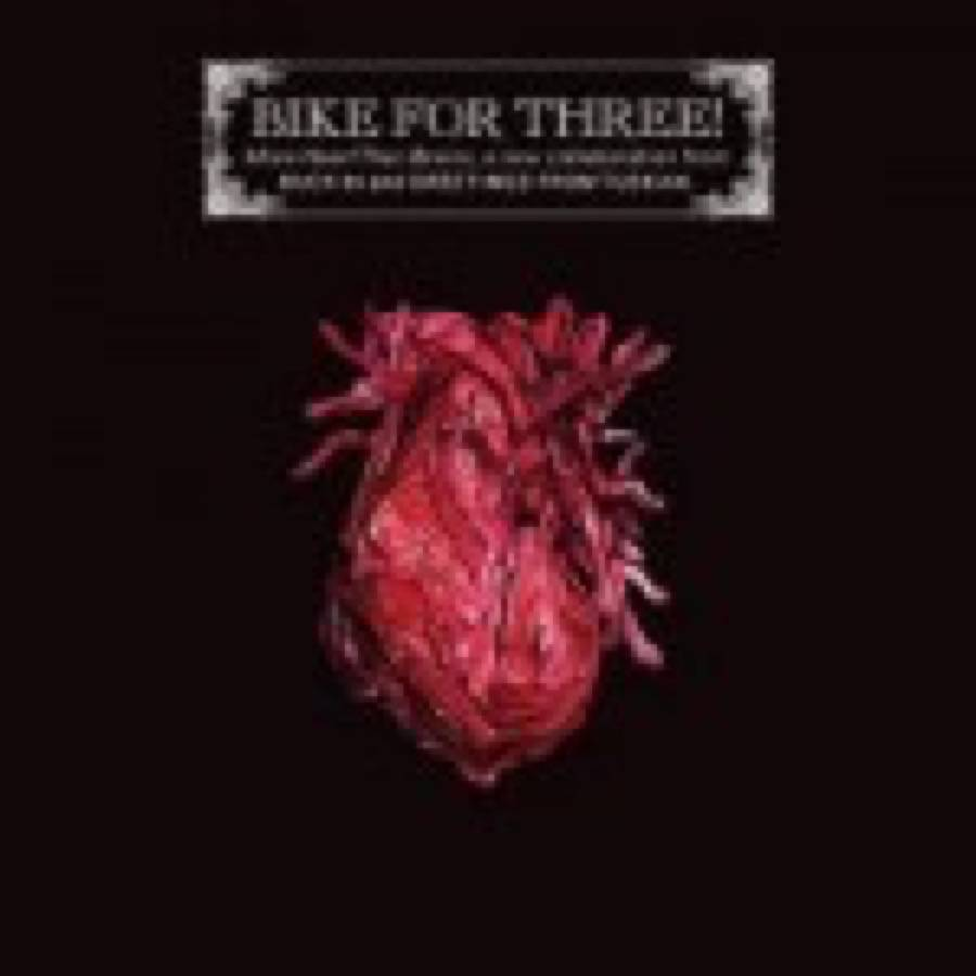Buck 65 – Bike For Three! – More Heart Than Brains