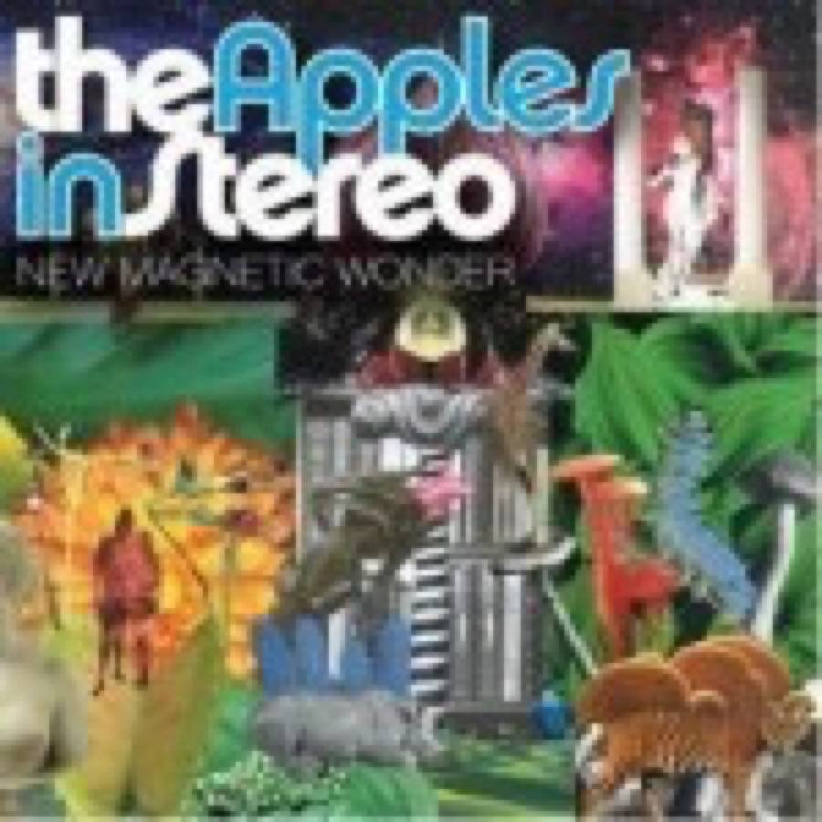 Apples In Stereo – New Magnetic Wonder