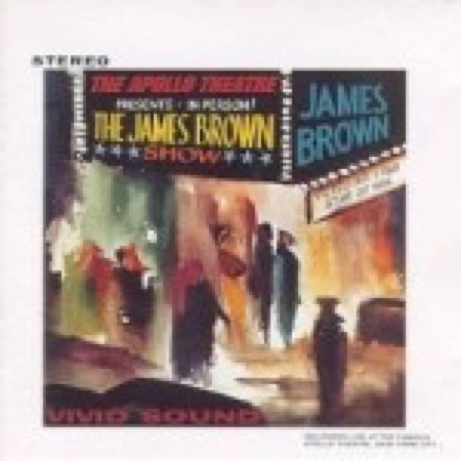 James Brown – Live At The Apollo '62