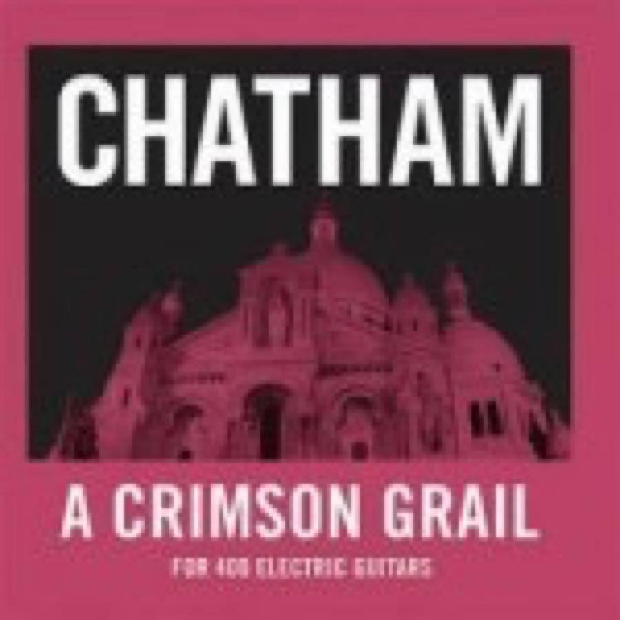 Rhys Chatham – A Crimson Grail for 400 Electric Guitars