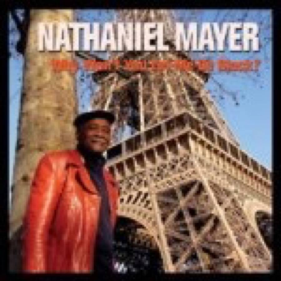 Nathan Mayer – Why Won't You Let Me Be Black?